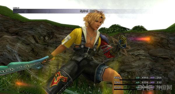 最终幻想10-2HD重制版截图1