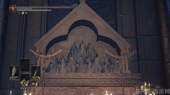 黑暗之魂3净身小教会主教雕像剧情解析1