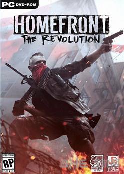 国土防线2革命封面