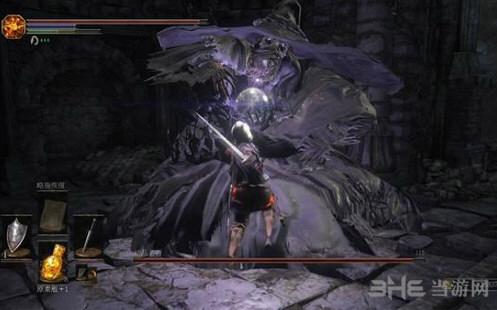 黑暗之魂3结晶老者截图