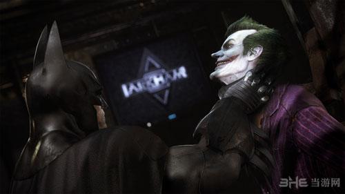 蝙蝠侠:重返阿卡姆截图2