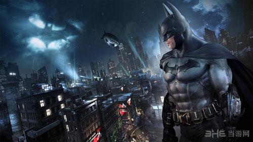 蝙蝠侠:重返阿卡姆截图4