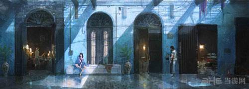 最终幻想15原画1