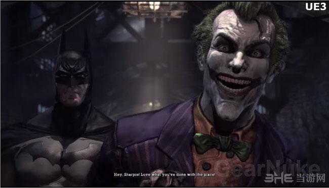 蝙蝠侠重返阿卡姆截图4
