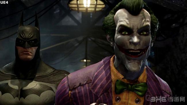 蝙蝠侠重返阿卡姆截图3