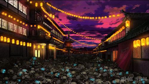 黄泉怒放之花游戏概念图2