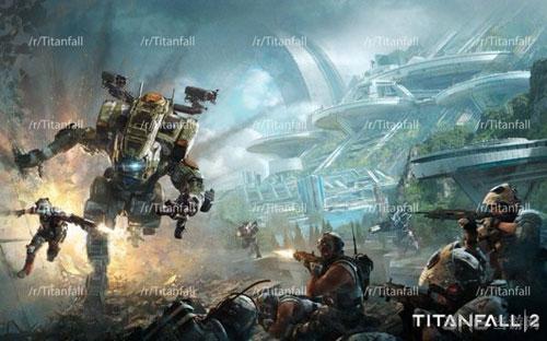 泰坦陨落2截图1