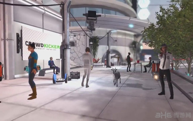 模拟山羊DLC大闹太空截图2