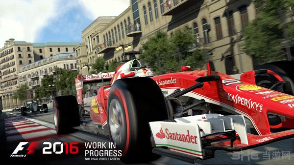 F1 2016截图3