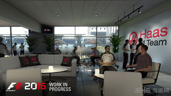 F1 2016截图5