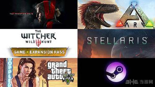 Steam一周销量排行榜截图3