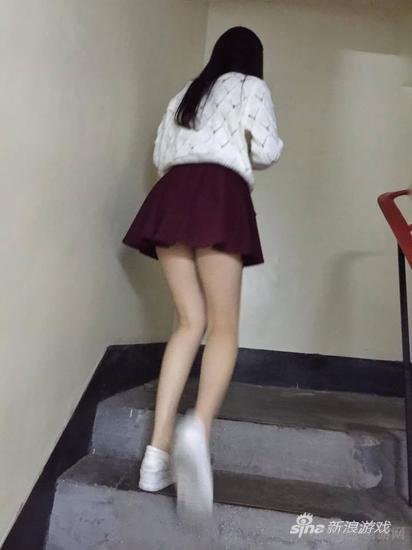 台湾美腿女神艾瑞丝私照1