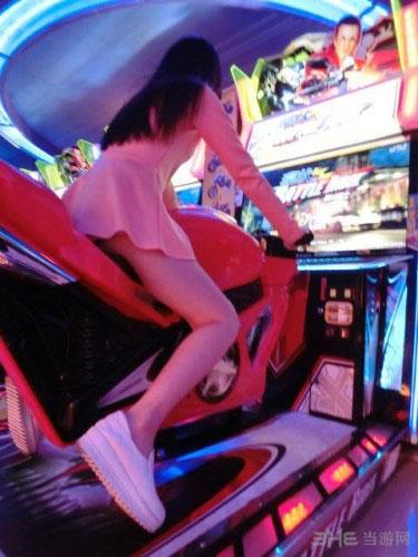 台湾美腿女神艾瑞丝私照3