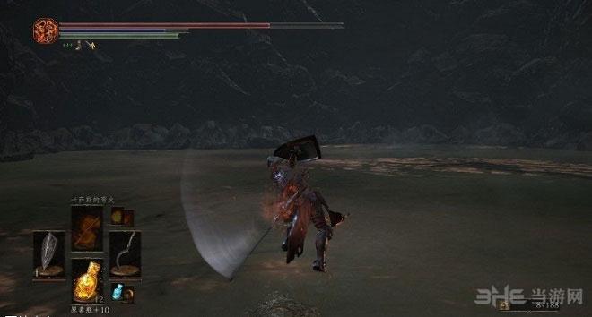 黑暗之魂3蛇人柴刀战技分析1