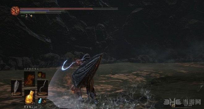 黑暗之魂3蛇人柴刀战技分析3