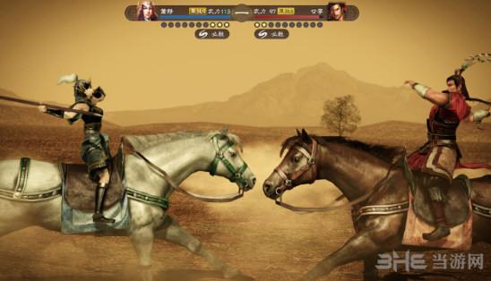 三国志13马匹造型介绍 白马银枪子龙专属坐骑1