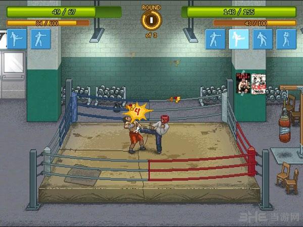 拳击俱乐部游戏截图1
