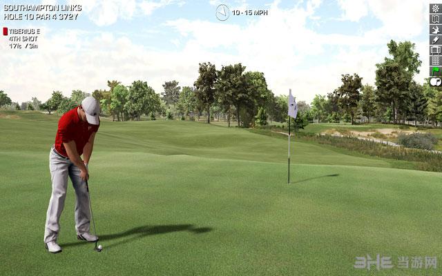 杰克・尼克劳斯:完美高尔夫截图1