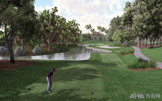 杰克・尼克劳斯:完美高尔夫截图2