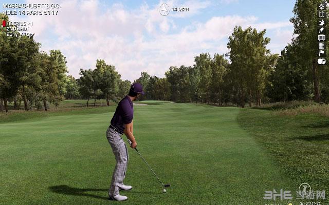 杰克・尼克劳斯:完美高尔夫截图3