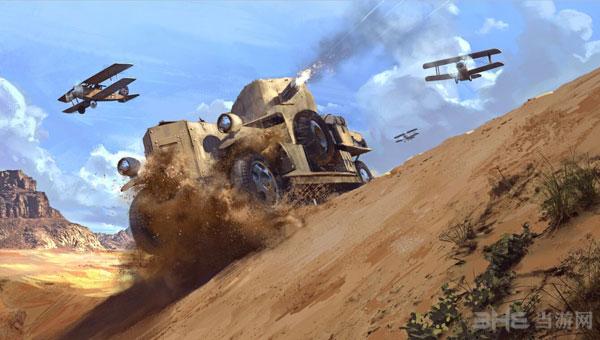 战地1游戏原画5