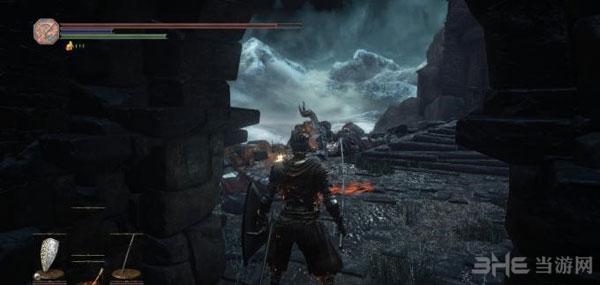 黑暗之魂3龙体石1