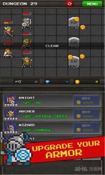像素英雄团电脑版截图1