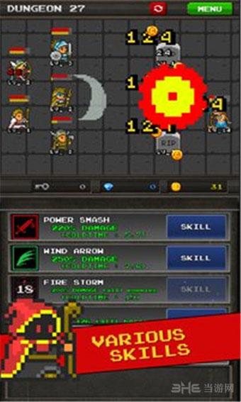 像素英雄团电脑版截图2