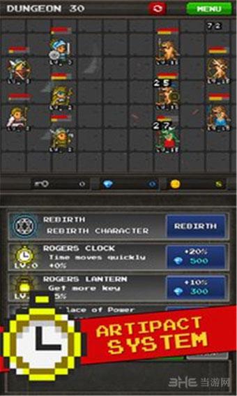 像素英雄团电脑版截图4
