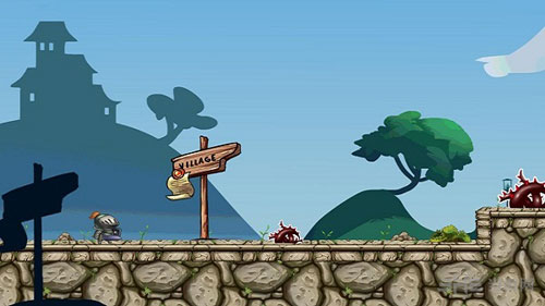 勇士冲刺电脑版截图1