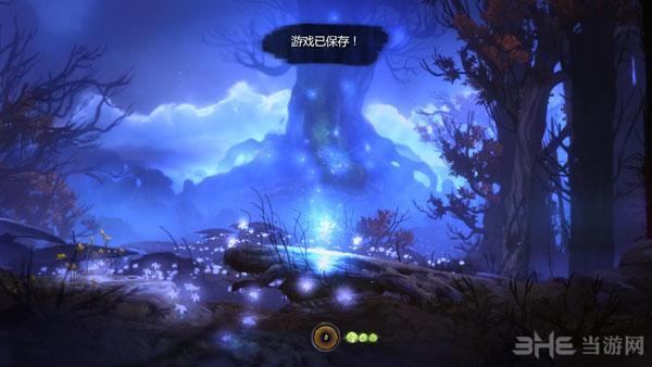 奥日与黑暗森林:终极版简体中文汉化补丁截图1