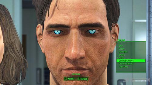 辐射4独立眼睛MOD截图0