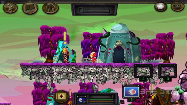 迷失于紫色之中截图2