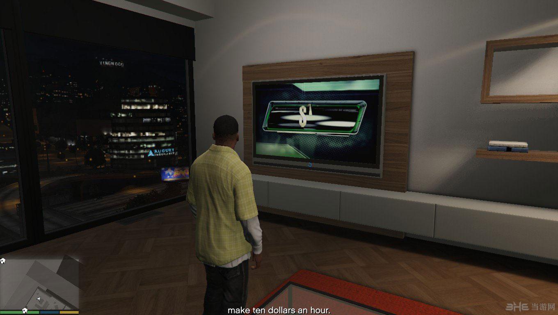 侠盗猎车手5圣安地列斯7302大道公寓MOD截图0