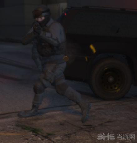 侠盗猎车手5子弹凸轮(狙击精英/马克思佩恩)MOD截图1