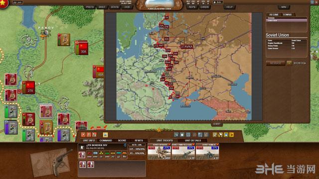 决定性战役:巴巴罗萨截图2