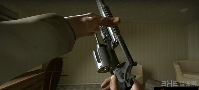 求生之路2史密斯威森M500左轮手枪MOD截图1