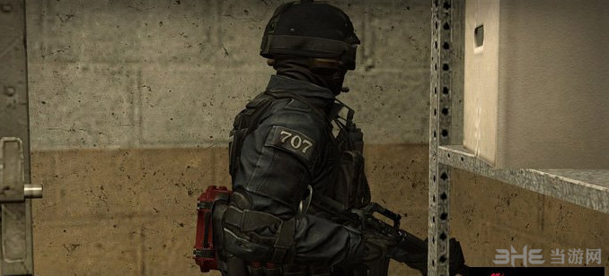 求生之路2 707特种部队MOD截图2