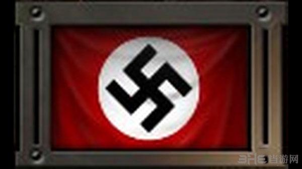 钢铁雄心4二战纳粹国旗MOD截图0