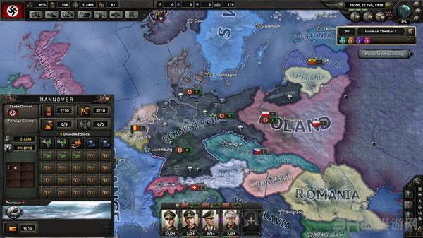 钢铁雄心4二战纳粹国旗MOD截图2