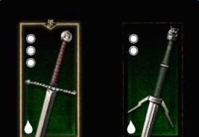 巫师3狂猎剑油不减少MOD截图1