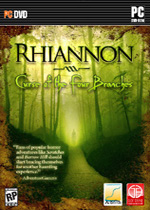 瑞亚诺之四分支的诅咒(Rhiannon Curse of the Four Branches Premium Edition)白金版