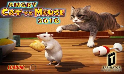 愤怒的猫和老鼠电脑版截图0