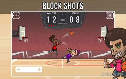 篮球战役电脑版截图1