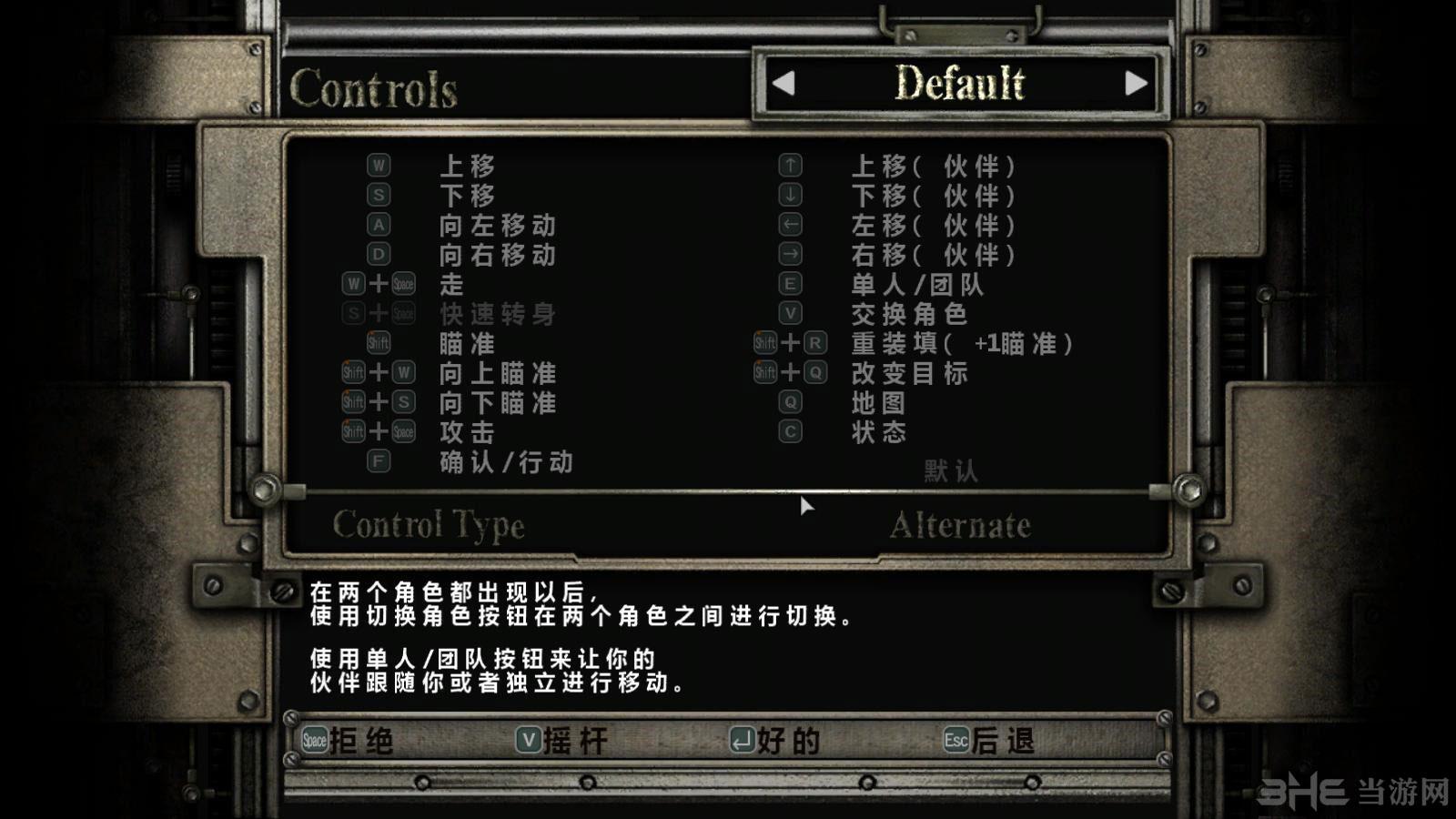 生化危机0高清重制版LMAO中文汉化补丁截图1