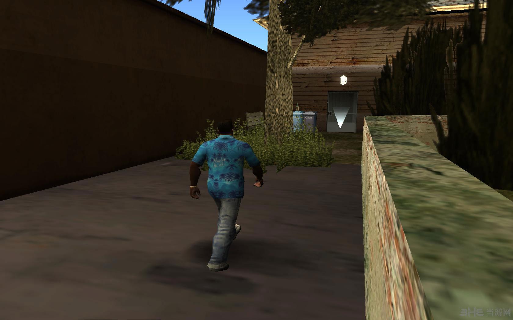 侠盗猎车手圣安地列斯地下室地图MOD截图9