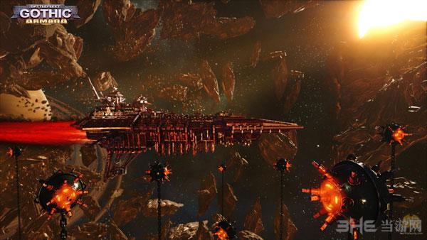 哥特舰队:阿玛达v1.4.8073c升级档+破解补丁截图0