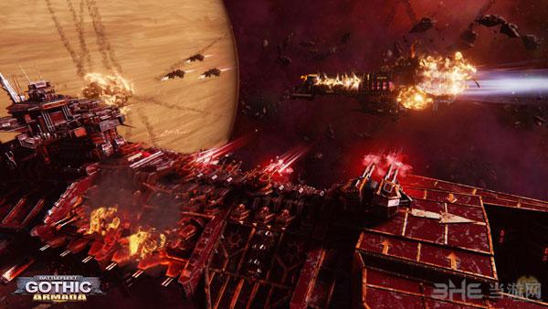 哥特舰队:阿玛达v1.4.8073c升级档+破解补丁截图2