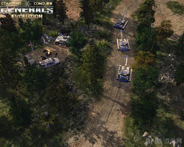 红色警戒3:将军演变截图1