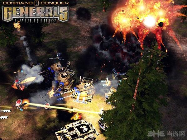 红色警戒3:将军演变截图6